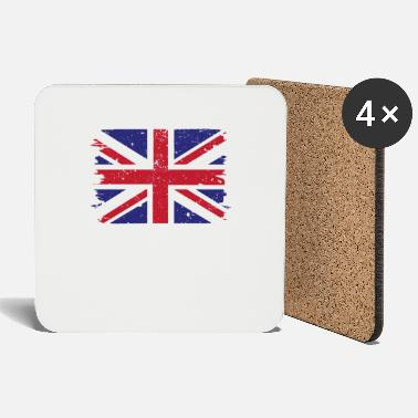 London Union Jack Vintage - Untersetzer