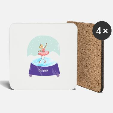 Move Ballet Clara | Nutcracker - Coasters