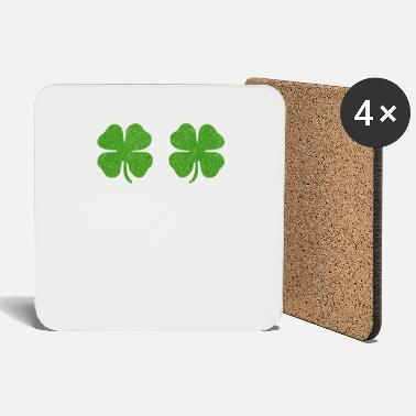 Bar Pub St Patricks Day Ireland Shamrock Irish Pub Beer - Coasters
