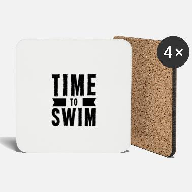 Swimmer Swimming swimmer swimmer - Coasters