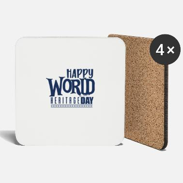 Heritage World Heritage World Heritage World Heritage Day Holiday Day - Coasters
