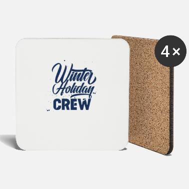 Winter Vacation Winter vacation team - Coasters