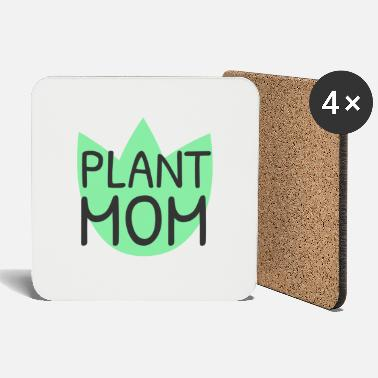 Plant-grounds Plant mom - Coasters