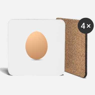 Egg World Record Egg Instagram Egg Egg Eggs - Coasters