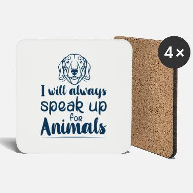 Always Be A Cheetah I always want to speak - Coasters