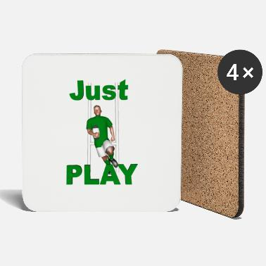 Lyon Rugby Toulousain RUGBY Just Play - Coasters
