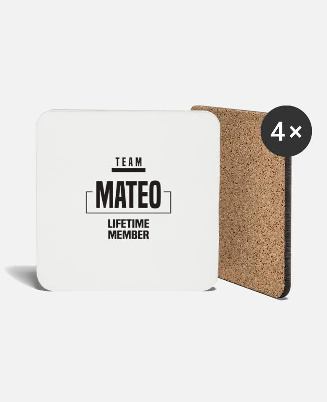 Mateo Mugs & Drinkware - Mateo - Coasters white