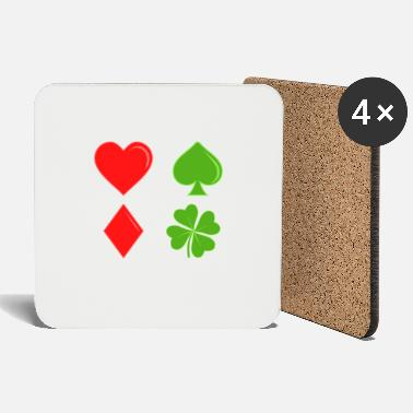 Clover Guys! Have This St. Patrick's Tee Cards Tshirt - Coasters