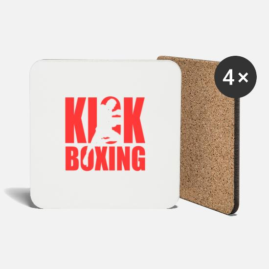 "Strong Mugs & Drinkware - Looking For Kicking Tee For A Kicker You Saying "" - Coasters white"