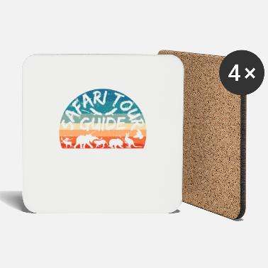 Guide Great Animal Lover Gift For Anyone Safari Tour - Coasters