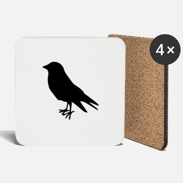 Bird early bird bird birds - Coasters