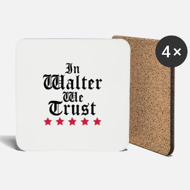 Walter White Walter - Coasters