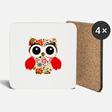 Folklore Owl Folklore - Coasters