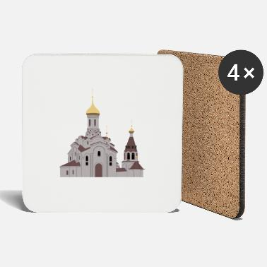 Orthodox Orthodox Church - Coasters
