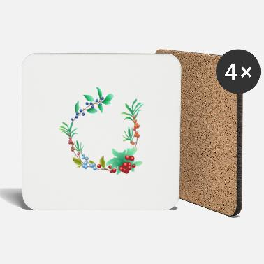 Berry Berry - Coasters