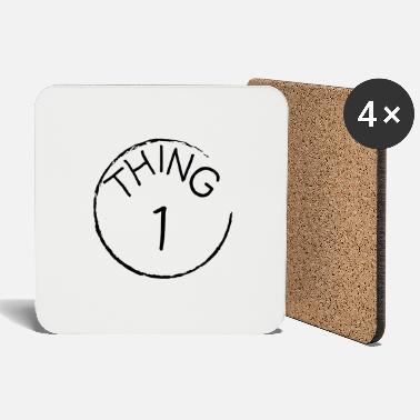 Thing Thing 1 - Coasters