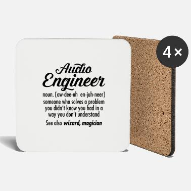 Audio Audio Engineer - Definition - Underlägg