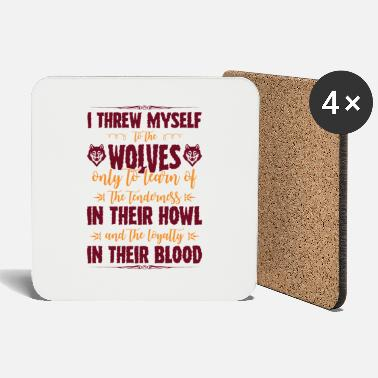 Wolves Wolves - Coasters