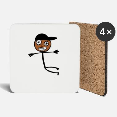 Kid In A Cap - Coasters