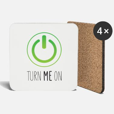 Turn Turn Me On - Coasters
