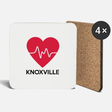 Knoxville heart Knoxville - Coasters