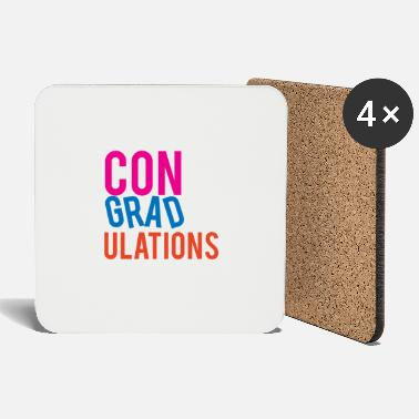 High School Graduate High School / Graduation: Congratulations - Coasters