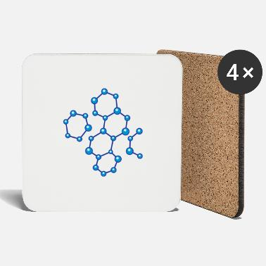 Molecules molecule - Coasters