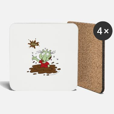 Mud Olchi mud - Coasters