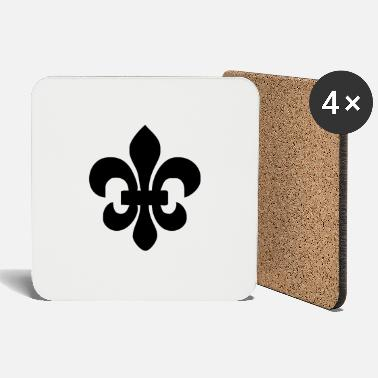 Symbols-shapes Symbol shape crown icon - Coasters