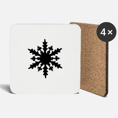 Snow flake - Coasters
