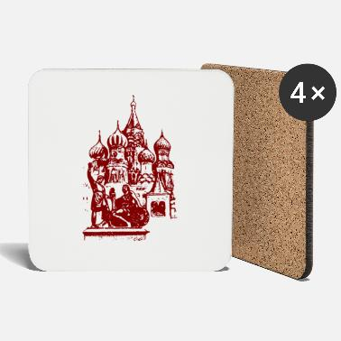 Church Russian church - Coasters