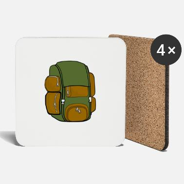 Backpacker backpack - Coasters