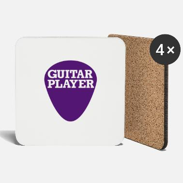 Guitar Player Guitar Player - Coasters