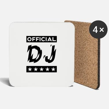 Official OFFICIAL DJ - Coasters