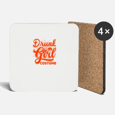 Costume Drunk Girl Costume - Coasters