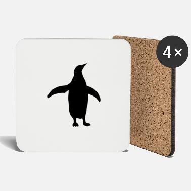 Antarctica bird penguin wings winter snow antarctica arctic - Coasters