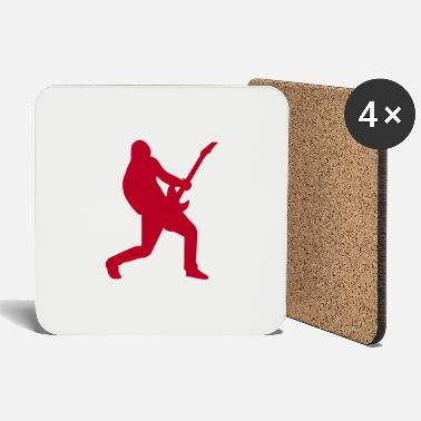 Guitar Player Guitar player eu - Coasters