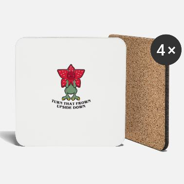Series Upside Down Series Stranger Gift Funny - Coasters