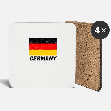 Flag Of Germany Germany flag - Coasters