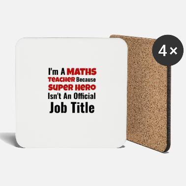 Shop Maths Teacher Home & Living online   Spreadshirt