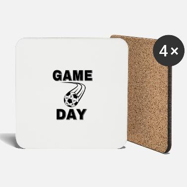Football Game Football Game On - Coasters