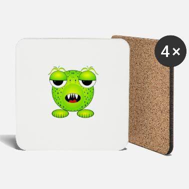 Monster Monster - Monster - Alien - Coasters