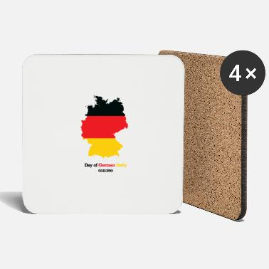 Walls Fell Day of German unity - Coasters