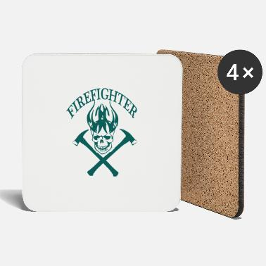 Fire Fighter fire fighter - Coasters