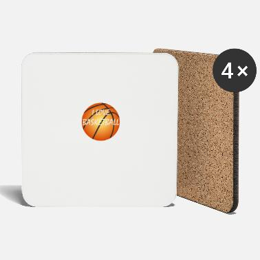 I Love Basketball I love basketball - I love basketball - Coasters