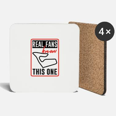 Real Fans Know This One T-Shirt - Coasters