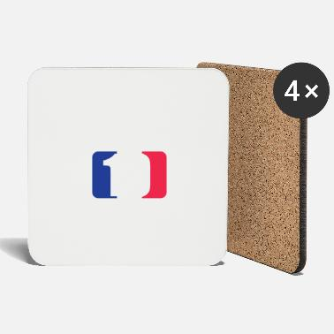 Jersey Number France national team jersey number 10 - Coasters