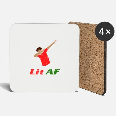 Funny Looking for a trendy and in tee design? We got - Coasters