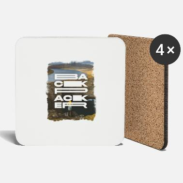 Backpacker Backpacker - Coasters