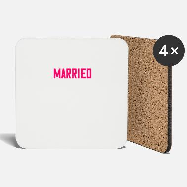 Really Married 20 - Coasters